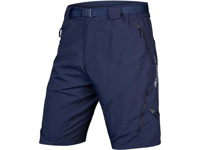 Endura Hummvee II Spodnie krótkie Mężczyźni, navy